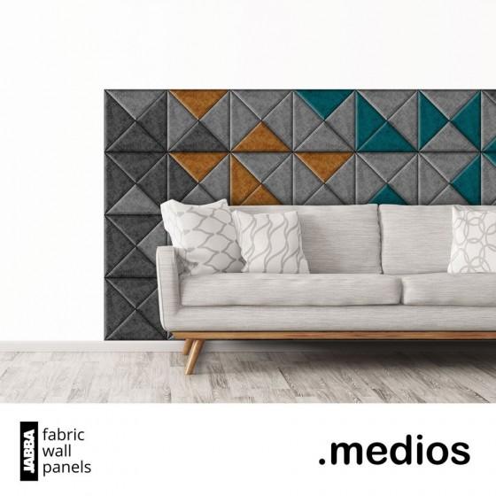 Čalouněné panely Medios