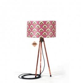 Lampa stolní Tripod Clear