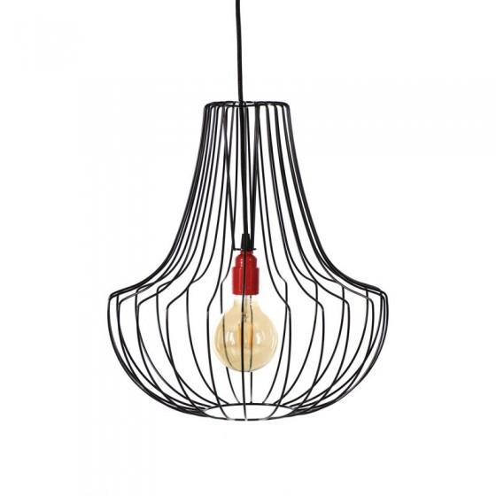 Lampa drátěná Salon